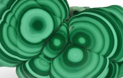 Zeleni mineral malahit