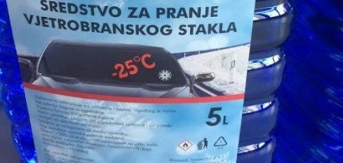 Priprema automobila za vožnju u zimskim uvjetima