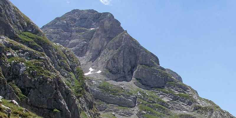 Najviši vrhovi na Balkanskom poluotoku