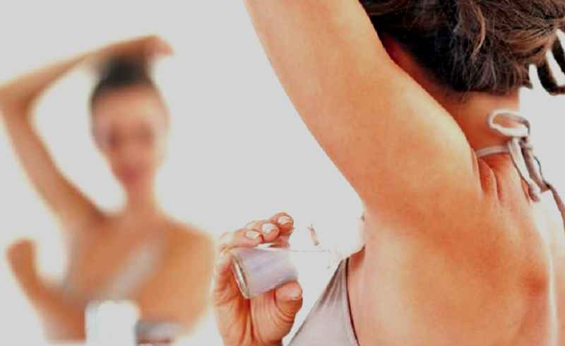 Zaustavite znojne fleke ispod pazuha