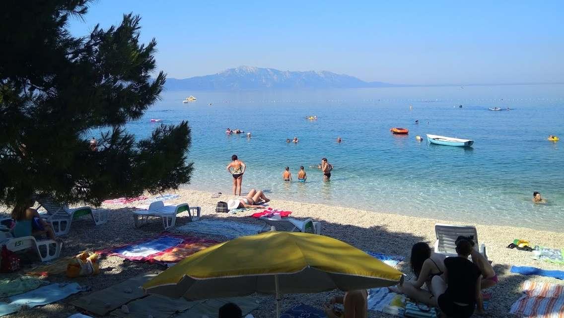 Plaža mjesto Drašnice
