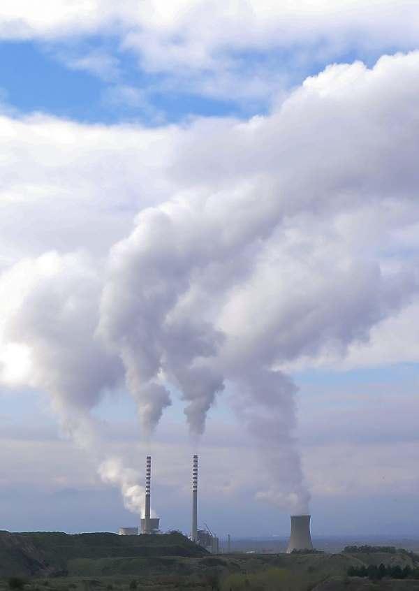 zagađeni zrak kisele kiše